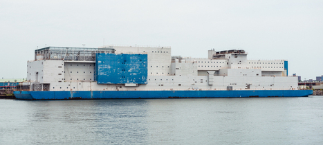 The World's Largest Floating Prison Is In NYC | Strange days indeed... | Scoop.it