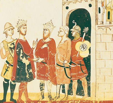 LA BAJA EDAD MEDIA. Cuando la sociedad feudal se expandió y cambió. | Siempre Historia | mis cosas de soci | Scoop.it