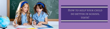 10 ways for parents to help their kids with school work. | Learning | Scoop.it