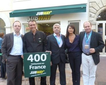 Subway investit les lieux non-traditionnels - L'Hotellerie | marketing expérientiel | Scoop.it