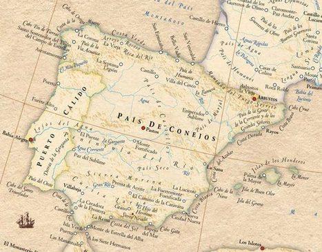 Mapas con los significados literales de los lugares * | Sistemas de Información Geográfica | Scoop.it