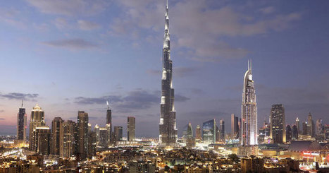Burj Khalifa, Dubai   Top Holiday Destinations in the World   Scoop.it