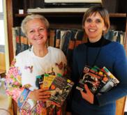 Bibadom : des livres, porteurs de lien social | Trucs de bibliothécaires | Scoop.it