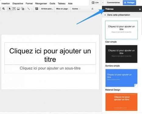 10 trucs et astuces pour Google Slides   Google Apps  (FR)   Scoop.it