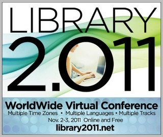 Library 2.011 Worldwide Virtual Conference in November via @SABCMediaLib #LIB2011 | The Information Professional | Scoop.it