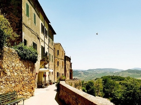 Discover the Quaint Tuscan Town of Pienza | Italia Mia | Scoop.it
