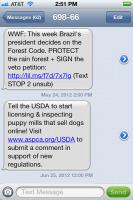 11 Group Text Messaging Best Practices forNonprofits | Webmarketing pour associations | Scoop.it