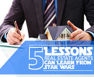 5 Lessons Real Estate Agents Can Learn From Star Wars | Real Estate | Scoop.it