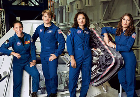 NASA's latest class of astronauts is 50 percent female, and could be heading to Mars | Scientifi-k | Scoop.it