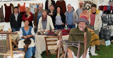 Sarrancolin : la journée de la laine à la filature de Chantal Mazière | Vallée d'Aure - Pyrénées | Scoop.it