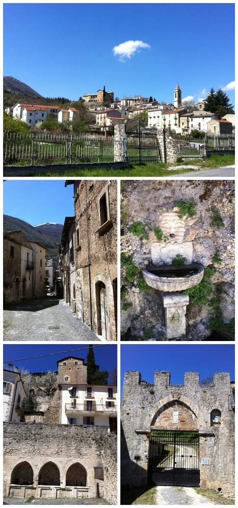 Devils, Saints and Castles - Gagliano Aterno in Abruzzo | Italia Mia | Scoop.it