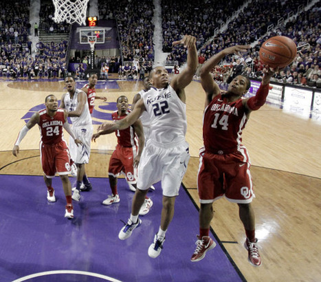 OU Gives Coach Lon Kruger A Win In His Return To Kansas State | Tulsa World | Sooner4OU | Scoop.it
