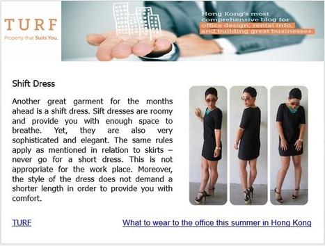 Shift Dress | Office Design | Scoop.it