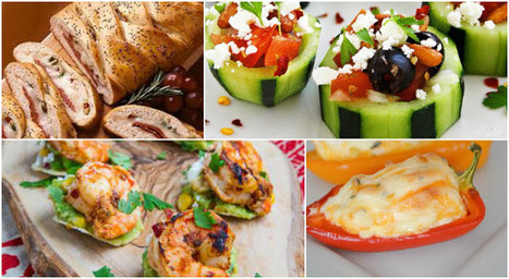 13 Tasty Appetizers you can't resist! | Digital-News on Scoop.it today | Scoop.it