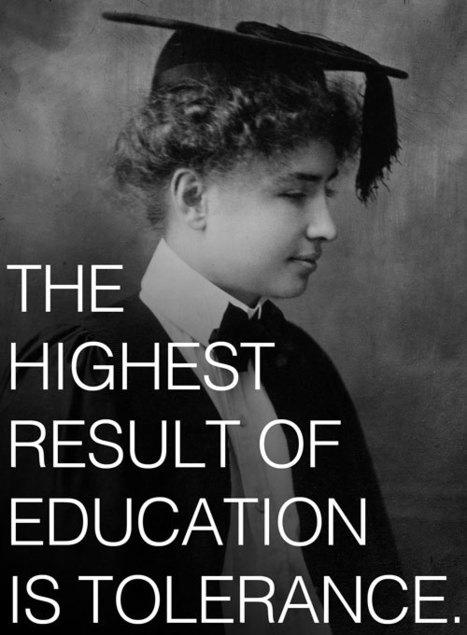Explore – Wisdom from Helen Keller, born on June 27, 1880. | Women Weavers | Scoop.it