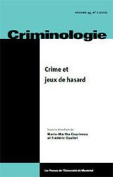 Crime et jeux de hasard (numéro thématique) | Dépendance | Scoop.it