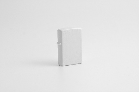 Brand Spirit - 100 objects in white | The Aesthetic Ground | Scoop.it