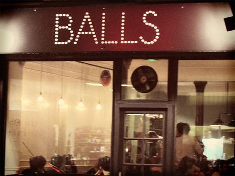 Le Balls, c'est de la boulette !   Cook trends !   Scoop.it