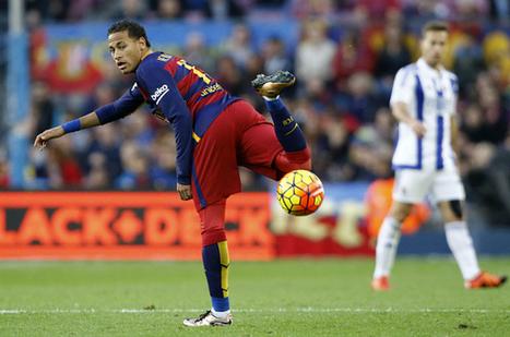 Neymar lọt Top 3 QBV, Barcelona 'mất tiền' - Bóng đá 360 | cửa cuốn | Scoop.it