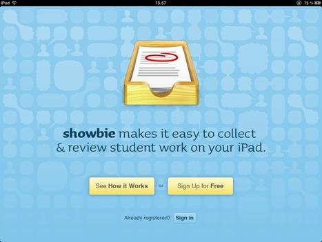Showbie - odotettu työkalu opetukseen | Tablet opetuksessa | Scoop.it