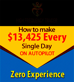 High Frequency Trader: $13,425 A Day Trading Software!   Binary Options Systems   Scoop.it