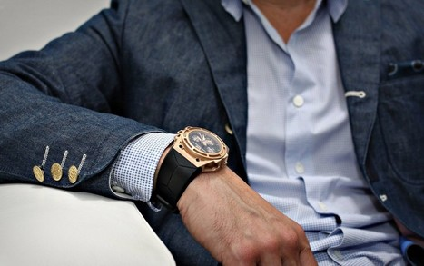 Want a Perfect Luxuries Men's Designer Watches, Then Shop At Us! | Mens Watches UK | Scoop.it
