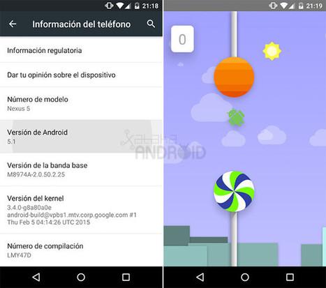 17 trucos Android que sólo sabrás si has pasado más de dos años con el sistema | Noticias informatica by josem2112 | Scoop.it