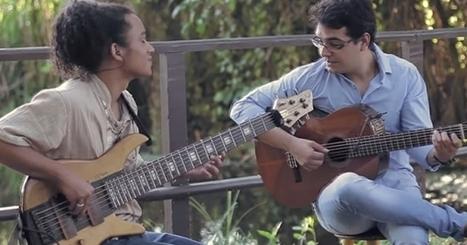 Cainã Cavalcante and Michael Pipoquinha: Rei Arthur | Music I like | Scoop.it