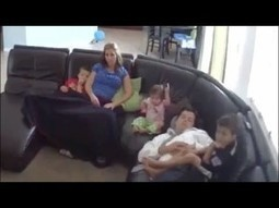 Whatsapp funny videos 2016 | Sleeping daddy catches baby falling off couch gifs @whatsapp #whatsapp | Education | Scoop.it