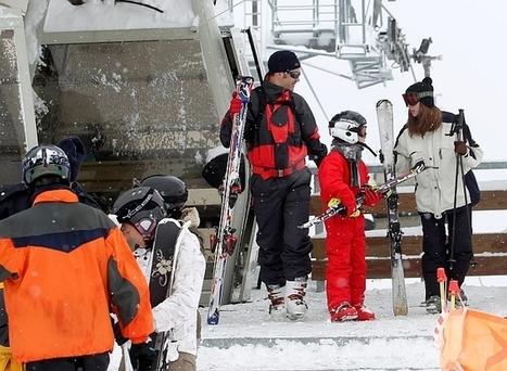 Un premier week-end de ski dans les Pyrénées   Pyrénéisme   Scoop.it