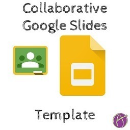Crazy Easy: Collaborative Google Slides Template - Teacher Tech | Keeping up with Ed Tech | Scoop.it