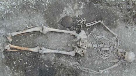 Ancient Europeans mysteriously vanished 4,500 years ago | Anthropology and Archaeology | Scoop.it