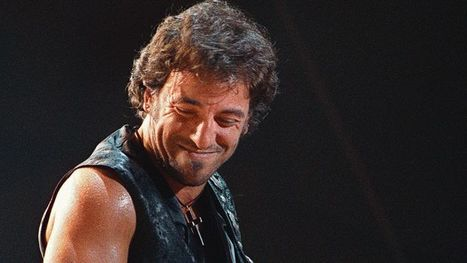 Bruce Springsteen, patron incontesté - le Figaro | Bruce Springsteen | Scoop.it