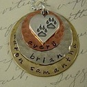 Personalized Pet Lovers Jewelry, Pet Lovers Necklaces, Gifts | Our Jewelry | Scoop.it