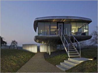 L'architecture aluminium dévoile sa créativité - Batiactu   Veranda, coulissant, portail ...en aluminium   Scoop.it
