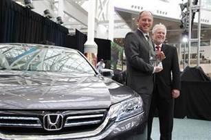 "Honda Accord named ""Green Car of the Year"" - NBCNews.com   HondaSeekonk   Scoop.it"