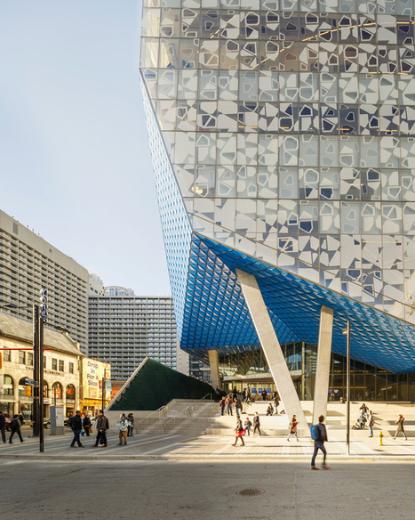 ryerson university's student learning centre by snøhetta | Library of the Future | Scoop.it