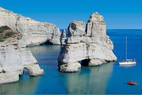 Six reasons to visit the Cyclades Islands in Greece | Mediterranean Cruises | Scoop.it