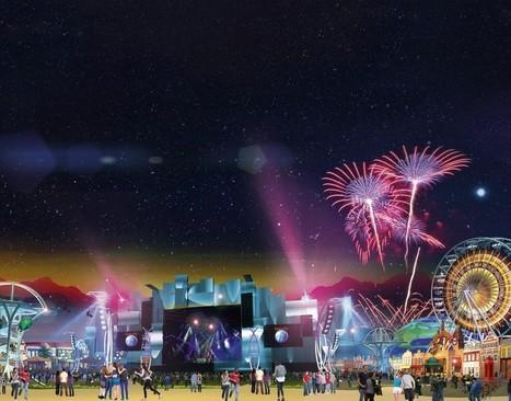 Cidade do Rock será construída em Las Vegas para o Rock In Rio | Rock in Rio | Scoop.it
