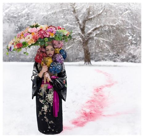 Wonderland | Fine art photographer:  Kirsty Mitchell | PHOTOGRAPHERS | Scoop.it