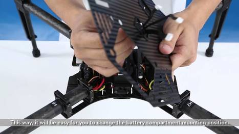 DJI Matrice 100 Installation Demonstration | Best Quadcopter Aerial Videos | Scoop.it