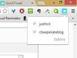 Juggle multiple Twitter accounts in Google Chrome - PCWorld (blog) | Multimedia Journalism 24.7 | Scoop.it