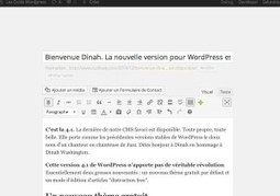 Bienvenue Dinah. La nouvelle version pour WordPress est disponible | Communication digitale | Scoop.it