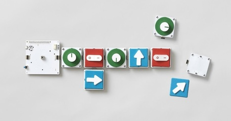 Project Bloks: Making code physical for kids | Programming in the Primary School | Scoop.it