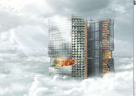 Biomimicry Inspires Squid-like Building - Green Building Elements   Biology   Scoop.it