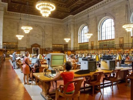 When It Comes to Loyal Fans, New York Public Libraries Kill Local Sports Teams – Next City | Formar lectores en un mundo visual | Scoop.it