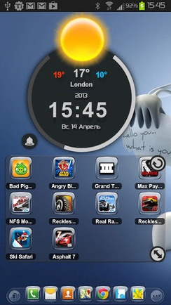 TSF Shell Theme Super Glass v1.5.1 | ApkLife-Android Apps Games Themes | Android Applications And Games | Scoop.it