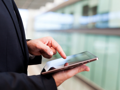 IBM: Smartphones drove holiday mobile traffic, but tablets delivered sales | ZDNet | Mobile Commerce | Scoop.it