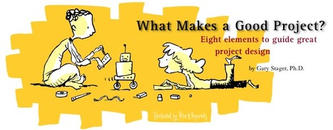 What Makes a Good Project? « Generation YES Blog | EFL Project Based Learning | Scoop.it