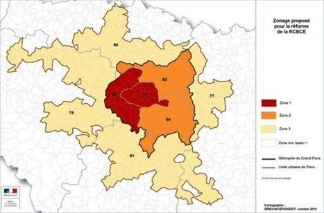 Grand Paris: le gouvernement identifie quinze territoires d'intérêt national - Aménagement | EIVP - Formation continue et Mastères Spécialisés | Scoop.it